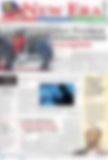 New Era Newspaper Wednesday February 7, 2018
