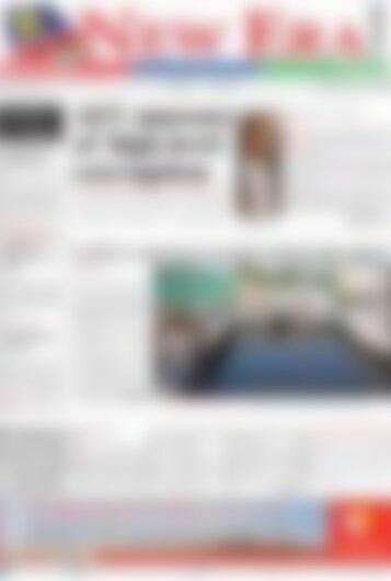 New Era Newspaper Monday February 12, 2018