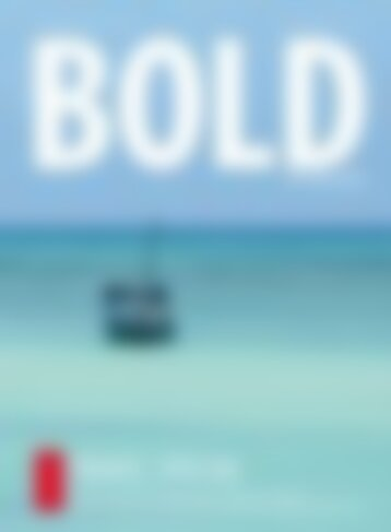 BOLD TRAVEL No.09