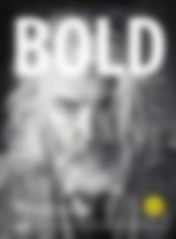 BOLD THE MAGAZINE No.35