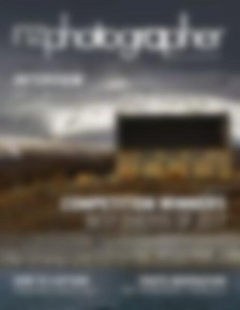 NZPhotographer Issue 3, January 2018