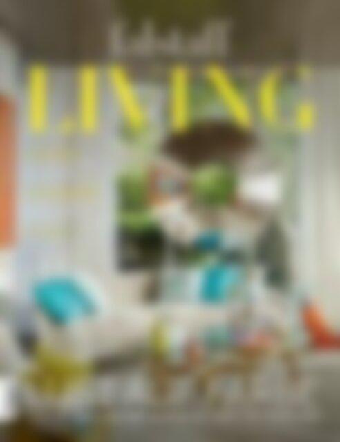 Falstaff Living Ausgabe 1/2019