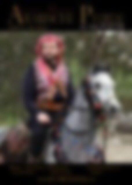 Arabische Pferde IN THE FOCUS Nr. 2/2019 - Preview