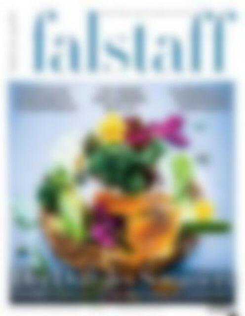 Falstaff Magazin Deutschland 5/2019